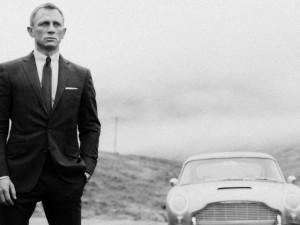 Skyfall staring Daniel Craig