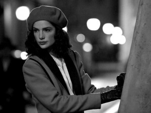 Janet Montgomery as Anna Skarbek in Spies of Warsaw