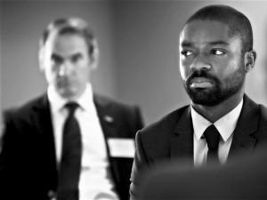 Complicit staring David Oyelowo