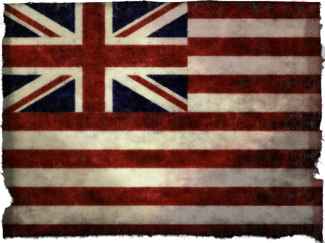 Alternative History Flag of British North America