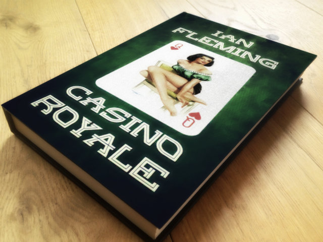 Casino Royale Alternative Book Cover