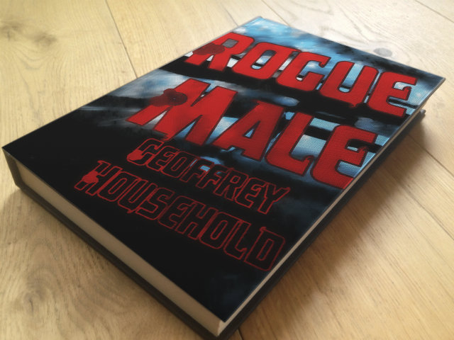 Rogue Male Alternative Book Cover