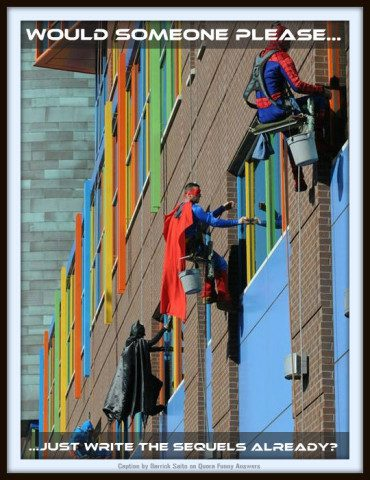 Graeme Shimmin Caption Competition 28 - Window Cleaners