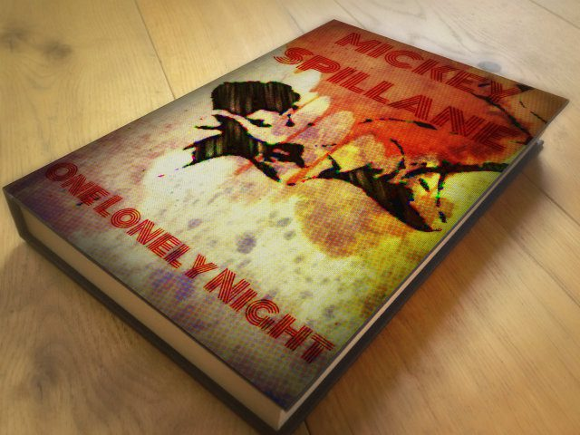 One Lonely Night by Mickey Spillane - Book Review