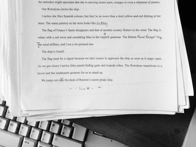 Copy Editing – a Guide for Authors