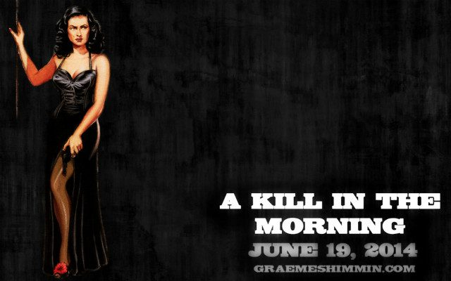 Molly Ravenhill Wallpaper for A Kill in the Morning 1440 x 900