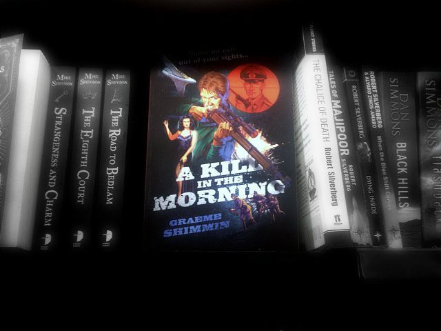 A Kill in the Morning – Publication Day!