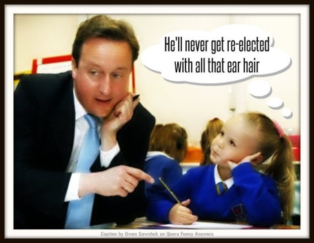 Graeme Shimmin Caption Competition 57 - British Election