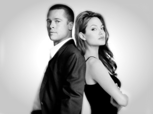 Mr. and Mrs. Smith – Movie Review