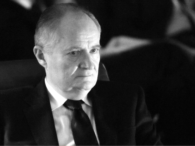 Jim Broadbent as Scottie in London Spy