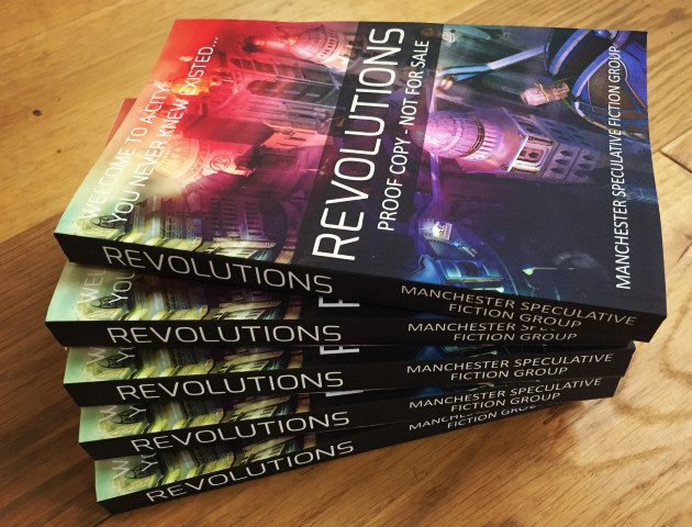 Proofreading: Revolutions proof copies