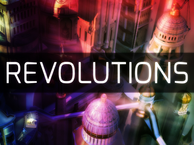Revolutions: Speculative Short Stories set in Manchester