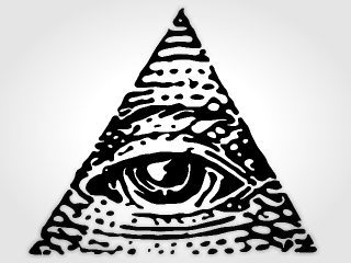 Alternative History versus Conspiracy Theory: Illuminati Symbol
