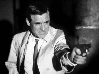 Cary Grant in Charade Movie Review
