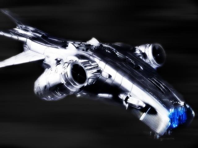 Top Ten Best Fictional Aircraft: Hunter Killer from Terminator